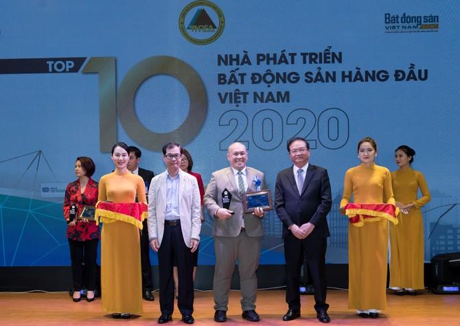 Top 10 Nhà phát triển Bất động sản hàng đầu Việt Nam 2020
