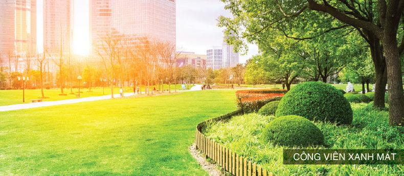 Công viên xanh