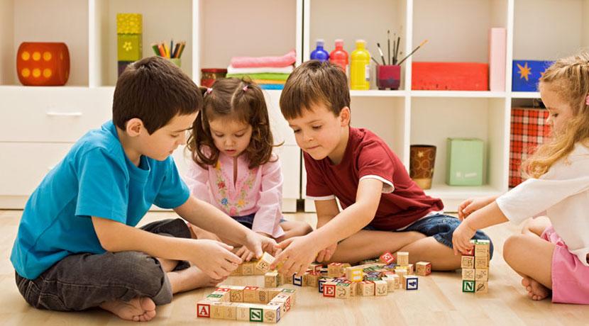 Tiện ích nội khu - Khu vui chơi trẻ em