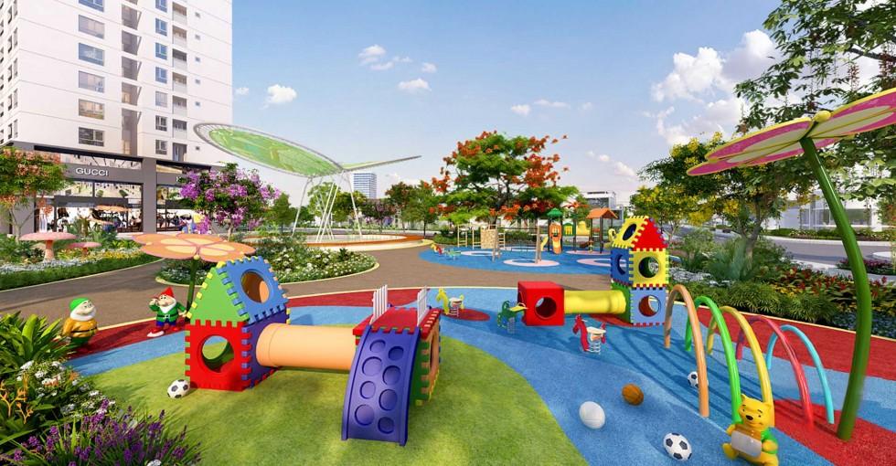 Tiện ích dự án Lavita Garden