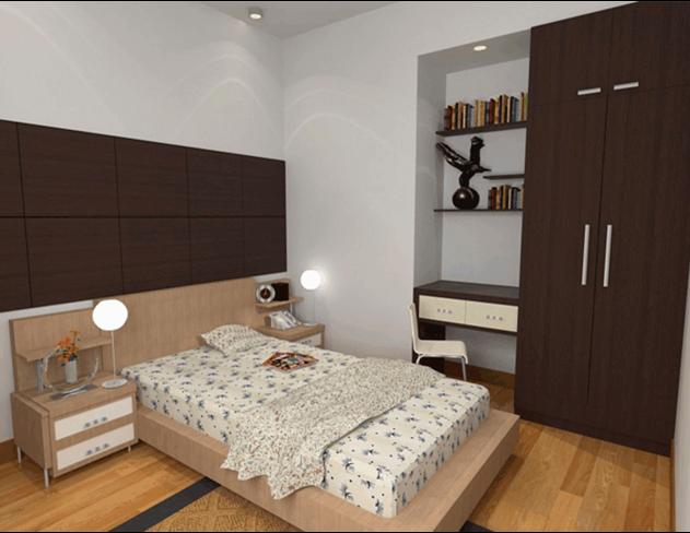 Phòng Ngủ 8X Đầm Sen