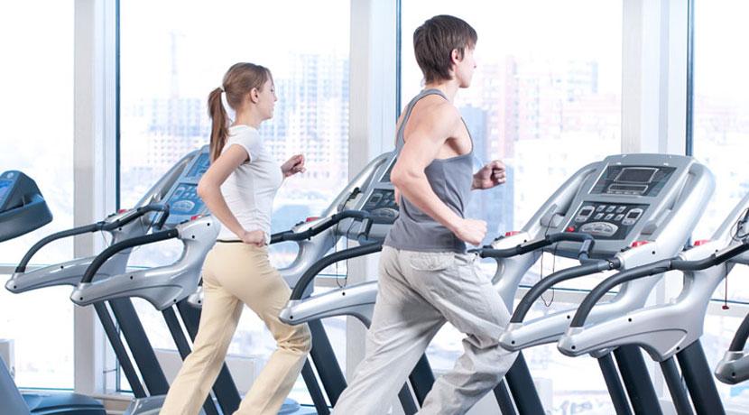 Tiện ích nội khu - Phòng tập Gym