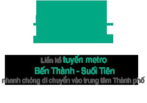 Metro Bến Thành - Suối Tiên