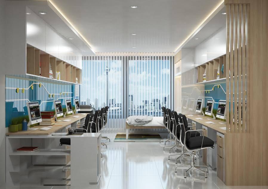 Mẫu căn Officetel 3