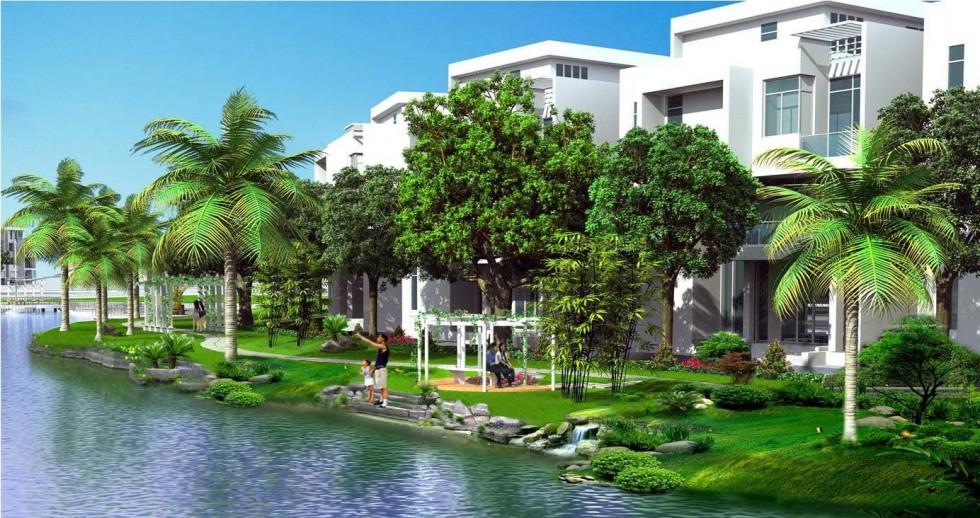 Mẫu biệt thự Saigon Mystery Villas