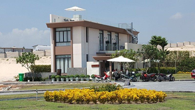 Biệt thự mẫu Cam Ranh Mystery Villas