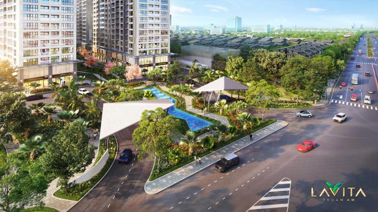 tổng quan dự án Lavita Thuận An