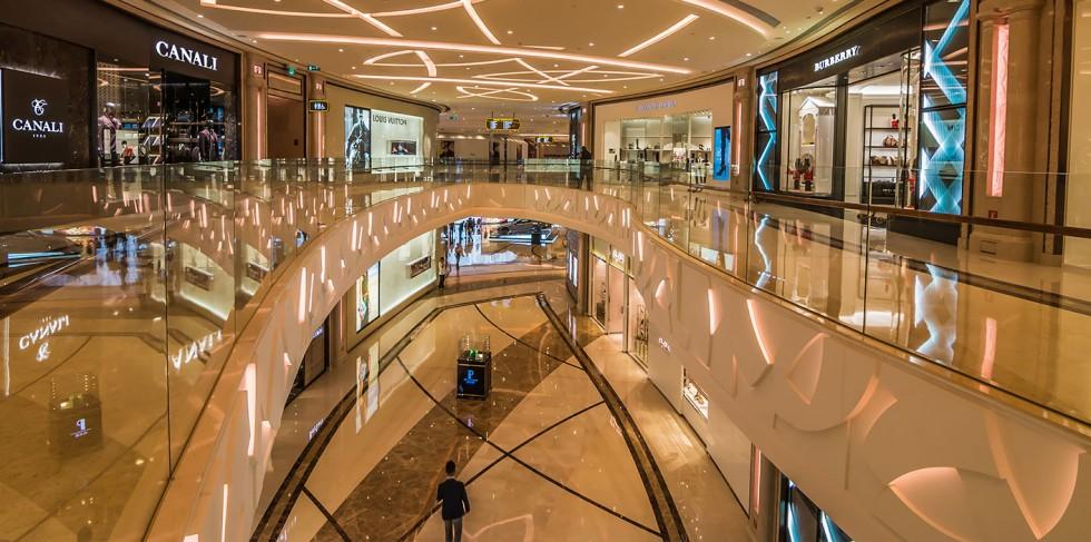 Tiện ích Nội khu - Trung tâm thương mại