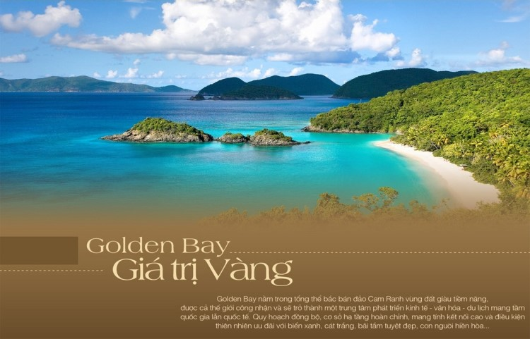 Dự án Golden Bay - Khu đô thị bên Vịnh vàng