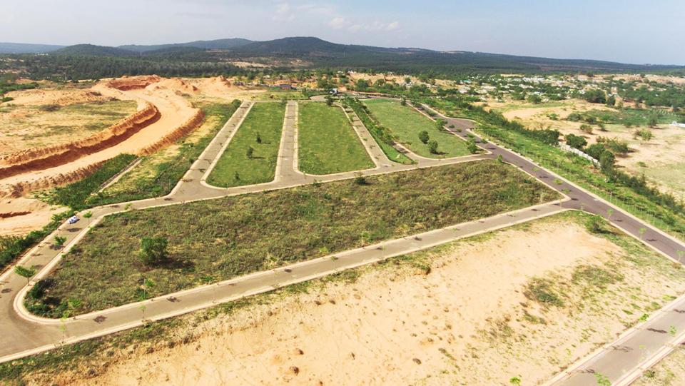 Hình ảnh thực tế tại dự án Sentosa Villa 5